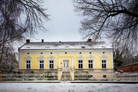 ein historisches Haus in Berlin