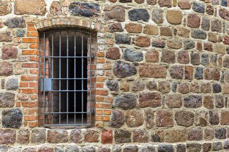 outburst: a castle Stock Photo