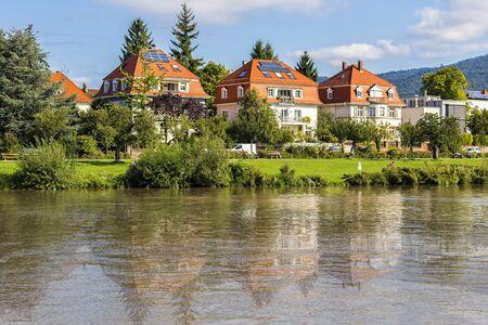 residential idyll: Villa am See