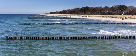 baltic sea: the Baltic Sea Stock Photo
