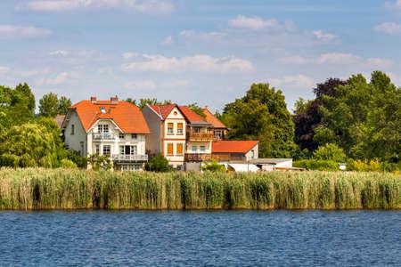 multifamily: Villa am See