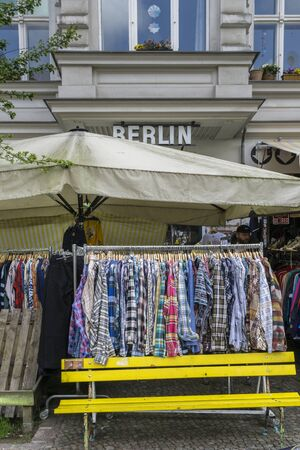 secondhand: secondhand in berlin Prenzlauer Berg Editorial