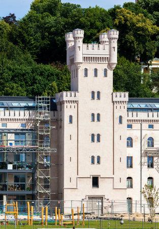 Living in Potsdam in Brandenburg Editorial