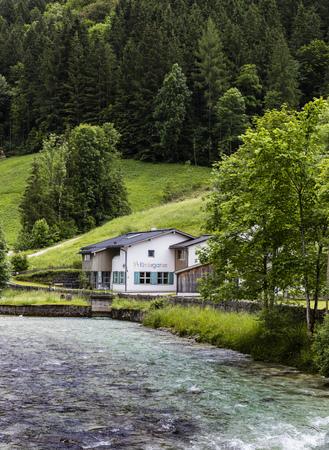 strom: small river in Bavaria