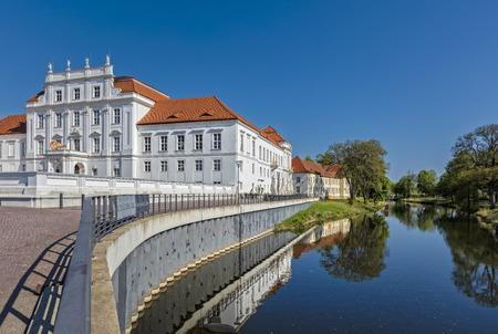 registro: The castle in Oranienburg