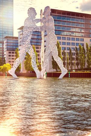 wholeness: Molecule Man in Berlin Treptow