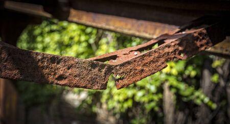 rusty: Rusty nail