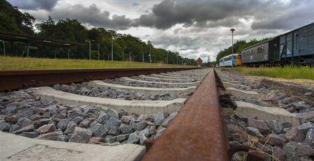 Seemed a railroad