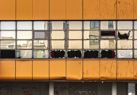 Vandalism on windows