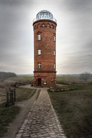 Lighthouse on Cape Arkona in Rgen