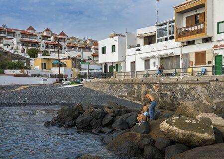 Living by the sea in Tenerife