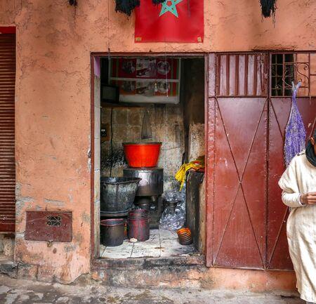 Dealers in Marrakech