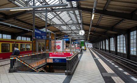 Berlin s station