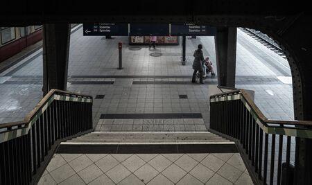 Station in Berlin