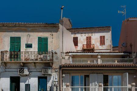Wohnhaus auf Sardinien Standard-Bild