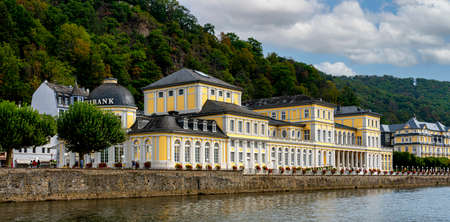 historical architecture in Bad Ems
