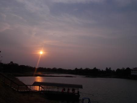 mahasarakham: Sunrise in Mahasarakham
