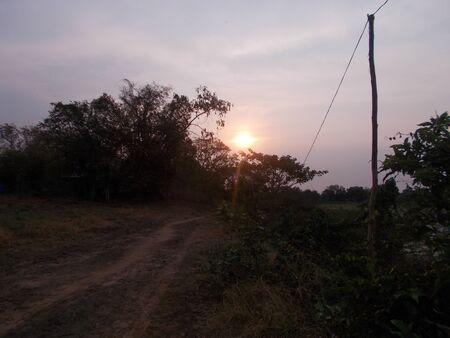 mahasarakham: Mahasarakham countryside