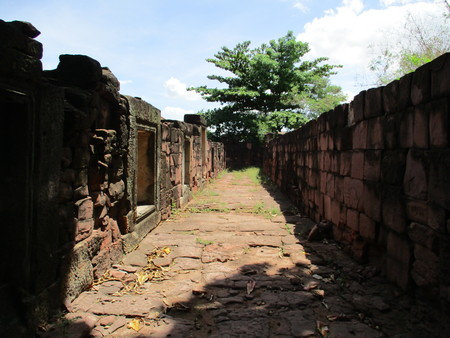 historical: Phimai Historical Park - Thailand.