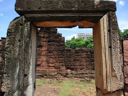 korat: Phimai Historical Park - Thailand.