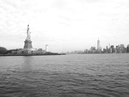 Manhattan wide view