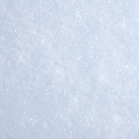 Vector abstract snow light background with particles