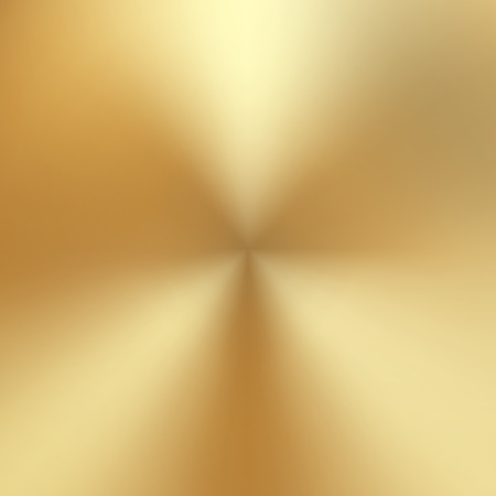 abstract circular golden metallic texture photo