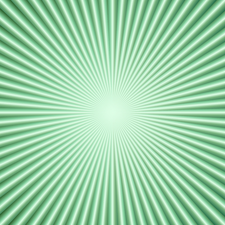 green lines: abstract green color background with radial lines