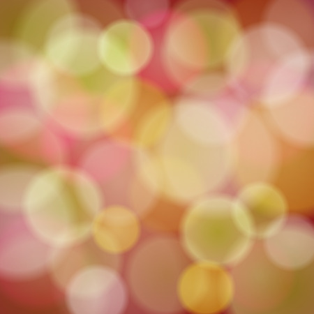 abstract background with bokeh color light effects