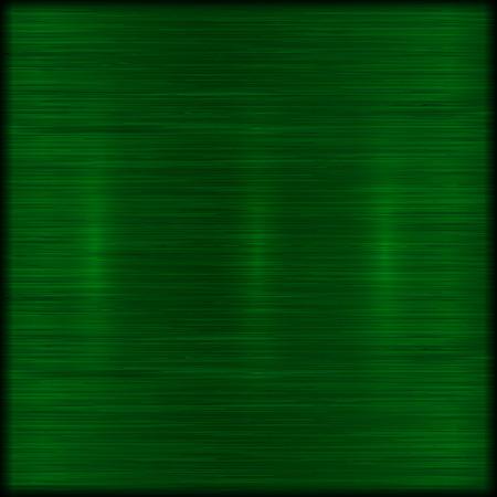 추상 닦 았된 녹색 금속 질감 배경