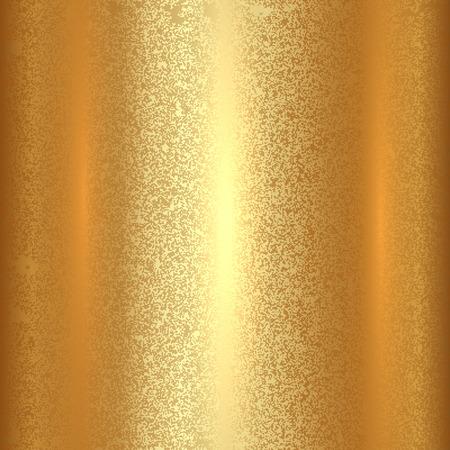 緑青の効果と抽象的なゴールドのテクスチャ正方形の背景