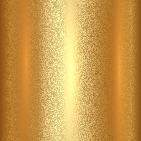 oro: textura abstracta de oro de fondo cuadrado con efecto pátina Vectores