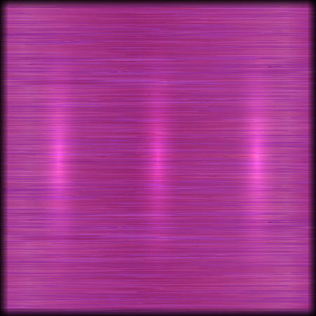 abstract brushed purple metal texture background Vector
