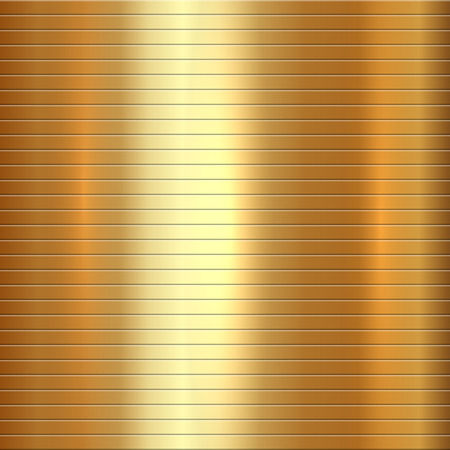 abstract gold texture background with stripes Vector
