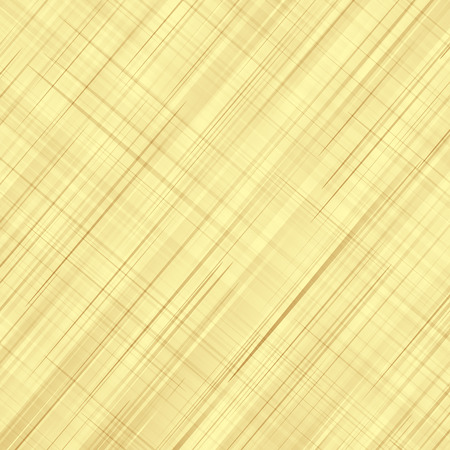 Vector abstract yellow gold background with cross hatching