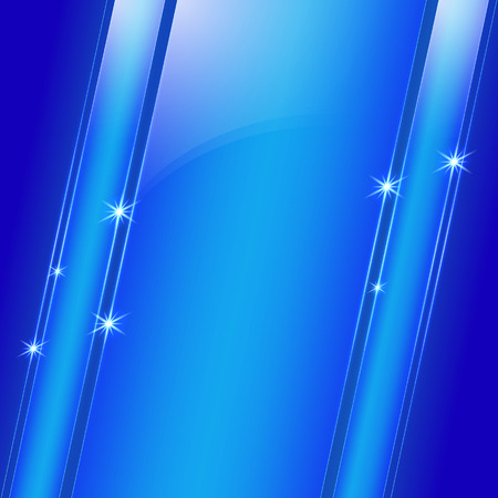 abstract colored shining blue metallic background diagonal plate