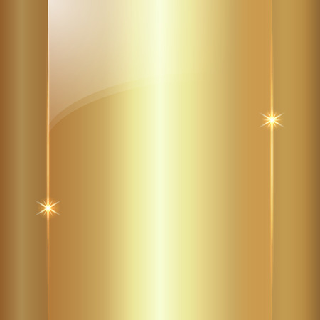 abstract colored shining gold metallic background plate