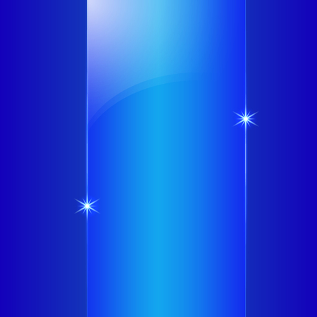 blue metallic background: abstract colored shining blue metallic background plate