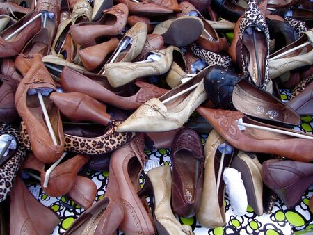 Shoes Jumble