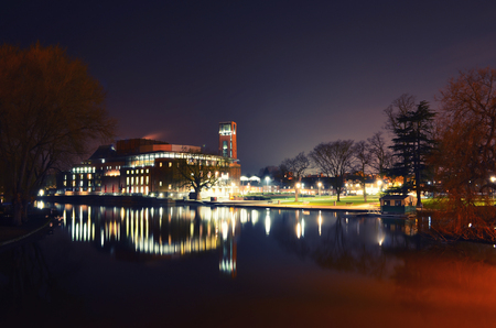 rsc: The RSC and River Avon