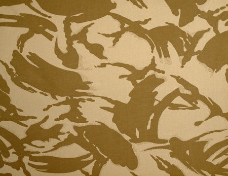 British army desert dpm camouflage texture Stock Photo - 9096455