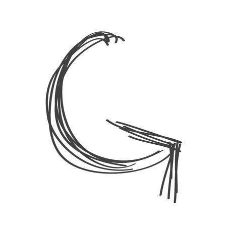 illustration of arrow 免版税图像 - 25308402