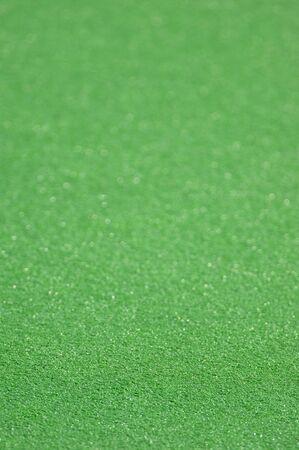 hockey sobre cesped: Un campo de hockey pitch hecho de c�sped artificial.