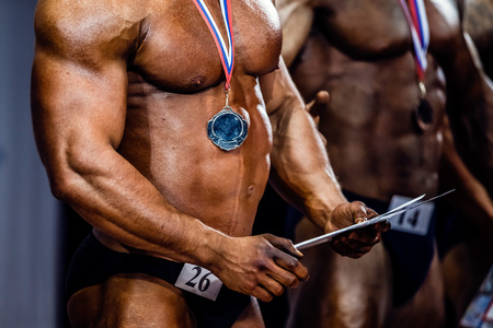 rewarding: rewarding professional male athlete to compete in bodybuilding