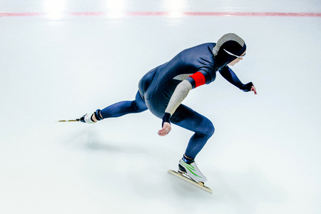 female athlete speed skater to compete in speed skating