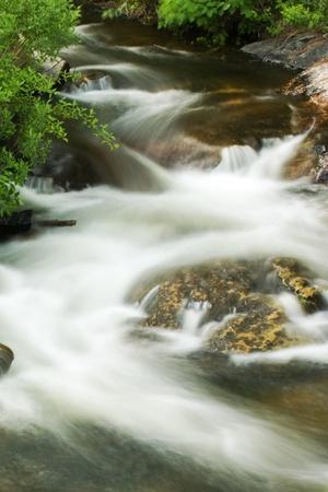 muskoka: River in Muskoka.