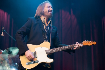 budweiser: Tom Petty and The Heartbreakers perform at Budweiser Gardens in London Ontario, on June 18, 2013. The sold out concert was the only Canadian date on the bands 2013 concert tour.