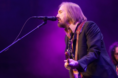 Tom Petty and The Heartbreakers perform at Budweiser Gardens in London Ontario, on June 18, 2013. The sold out concert was the only Canadian date on the bands 2013 concert tour.