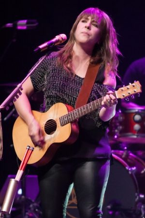 Canadian musician Serena Ryder performs at the Grand Theatre in London Ontario, Canada on June 20, 2013. The Juno award winning artist is on her 2013 summer concert tour.