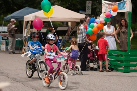 The third annual WoodField Street Fair took place on June 15, 2013 in London Ontario.  Woodfield which was voted The best Community to Live In in 2012, is located just east of London